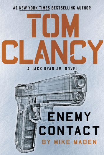 Tom Clancy Enemy Contact ebook by Mike Maden