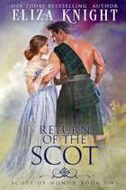 Return of the Scot ebook by Eliza Knight