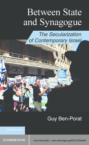 Between State and Synagogue - The Secularization of Contemporary Israel ebook by Guy Ben-Porat