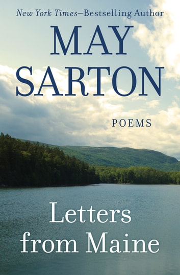Letters from Maine - Poems ebook by May Sarton
