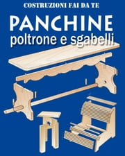 Panchine poltrone e sgabelli ebook by Valerio Poggi