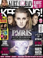 Kerrang - Issue# 1595 - Frontline magazine