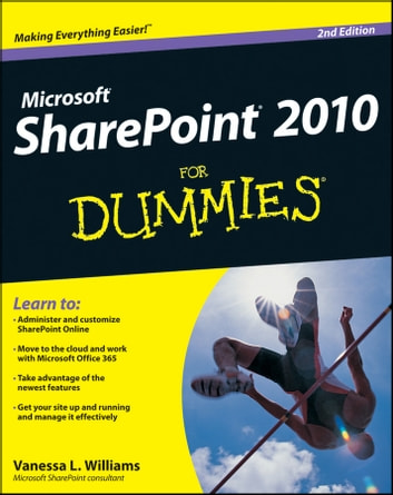 SharePoint 2010 For Dummies ebook by Vanessa L. Williams