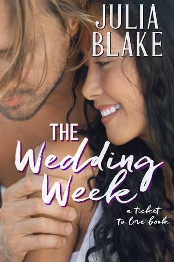 The Wedding Week ebook by Julia Blake