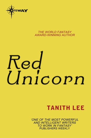 Red Unicorn ebook by Tanith Lee