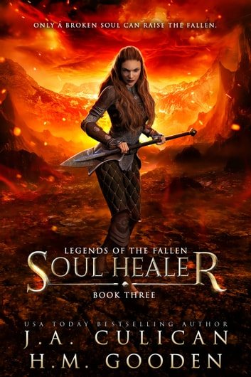 Soul Healer ebook by J.A. Culican,H.M. Gooden