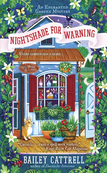 Nightshade for Warning ebook by Bailey Cattrell