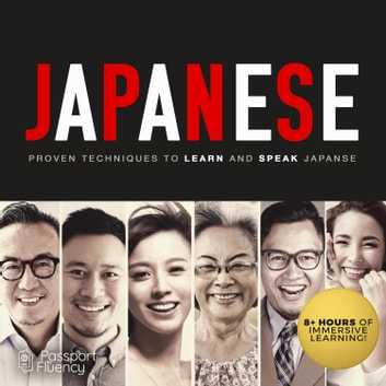 Japanese - Proven Techniques to Learn and Speak Japanese audiobook by Made for Success