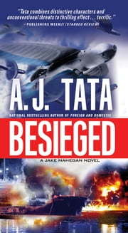 Besieged ebook by Anthony J. Tata