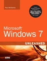 Microsoft Windows 7 Unleashed ebook by Paul McFedries