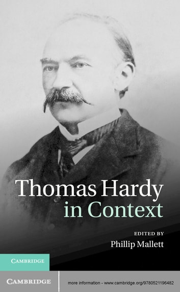 Thomas Hardy in Context ebook by