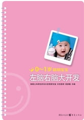 How to Develop the Right and the Left Brain for a Clever Baby No More Than 1 Year ebook by Gao Zhenmin