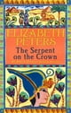 Elizabeth Peters所著的The Serpent on the Crown 電子書