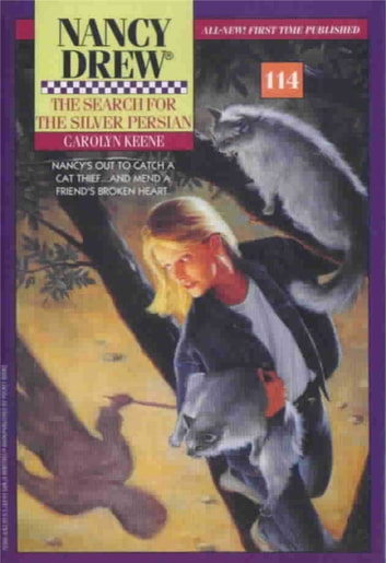 The Search for the Silver Persian ebook by Carolyn Keene