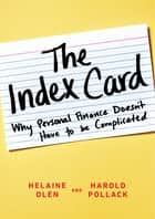 The Index Card ebook by Helaine Olen,Harold Pollack