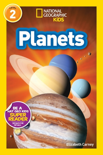 National Geographic Readers: Planets ebook by Elizabeth Carney