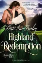 Highland Redemption ebook by Lori Ann Bailey