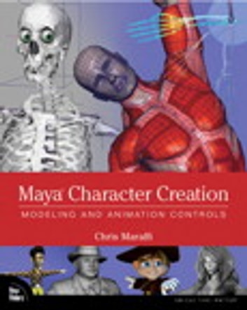 Maya Character Creation - Modeling and Animation Controls ebook by Chris Maraffi