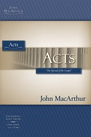 Acts ebook by John MacArthur
