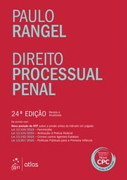 Direito Processual Penal ebook by Paulo Rangel