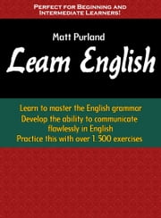 Learn English ebook by Matt Purland