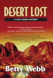 Desert Lost ebook by Betty Webb