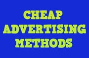 Free & cheap online sales making advertising methods ebook by Ranees mohamed