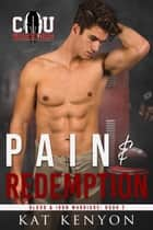 Pain & Redemption ebook by Kenyon Kat, Lawson Taryn