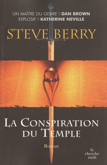 La conspiration du temple ebook by Steve BERRY