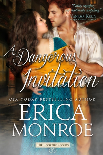 A Dangerous Invitation ebook by Erica Monroe