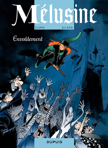 Mélusine - Tome 20 - Envoûtement ebook by Gilson