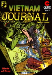 Vietnam Journal #4 ebook by Don Lomax