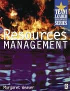 Resource Management ebook by Margaret Weaver