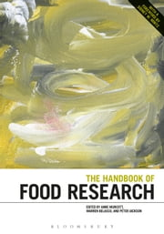 The Handbook of Food Research ebook by Anne Murcott,Warren Belasco,Peter Jackson