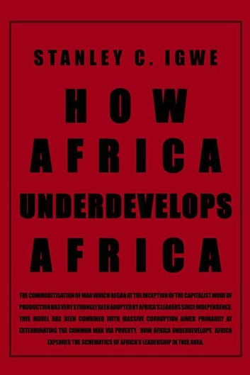 How Africa Underdevelops Africa ebook by Stanley Igwe
