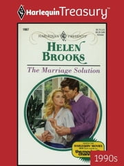 The Marriage Solution ebook by Helen Brooks