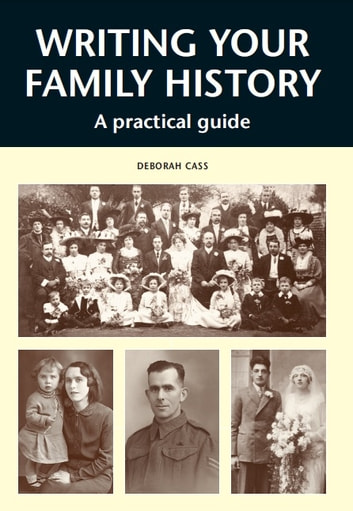 writing your family history ebook by deborah cass 9781847974426