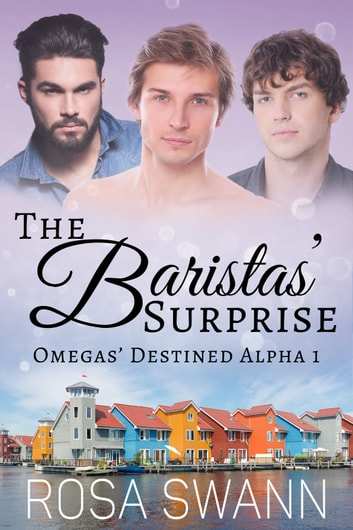 The Baristas' Surprise ebook by Rosa Swann