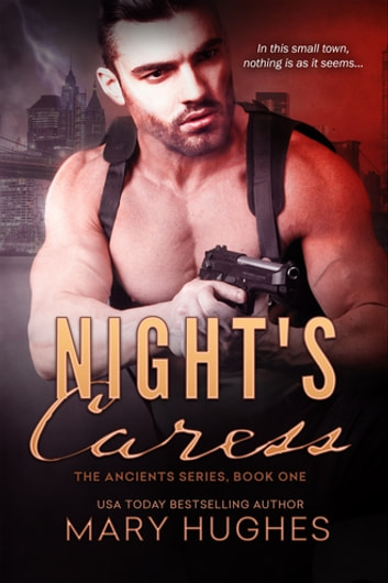 Night's Caress ebook by Mary Hughes