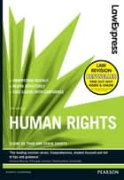 Law Express: Human Rights (Revision Guide) ebook by Claire De Than, Edwin Shorts