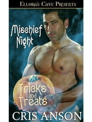 Mischief Night ebook by Cris Anson