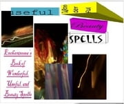 Enchantressa's Book of Wonderful, Useful, and Beauty Spells ebook by Anon E. Mouse
