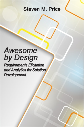 Awesome by Design ebook by Steven Price