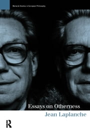 Essays on Otherness ebook by Jean Laplanche,John Fletcher