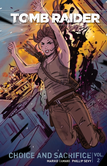 Tomb Raider Volume 2 (2017) ebook by Mariko Tamaki