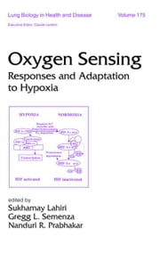 Oxygen Sensing: Responses and Adaption to Hypoxia ebook by Lahiri, Sukhamay