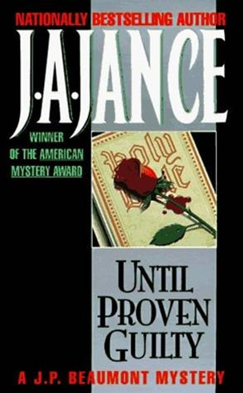 Until Proven Guilty ebook by J. A Jance