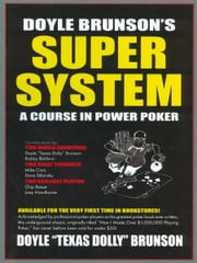 Doyle Brunson's Super System ebook by Doyle Brunson