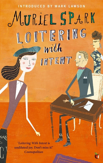 Loitering With Intent ebook by Muriel Spark