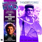 The Nightmare Fair audiobook by Graham Williams, adapted by John Ainsworth